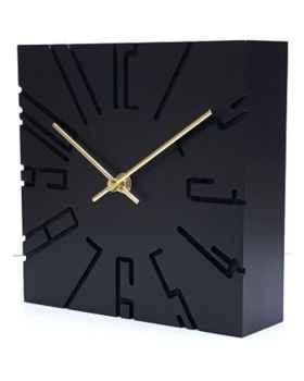 Настольные часы Cubito Black