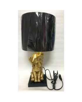 Настольная лампа Animal Sitting Elephant Gold