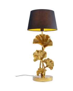 Настольная лампа Leaf Gold