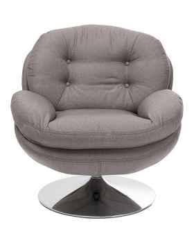 Вращающееся кресло Cosy Grey