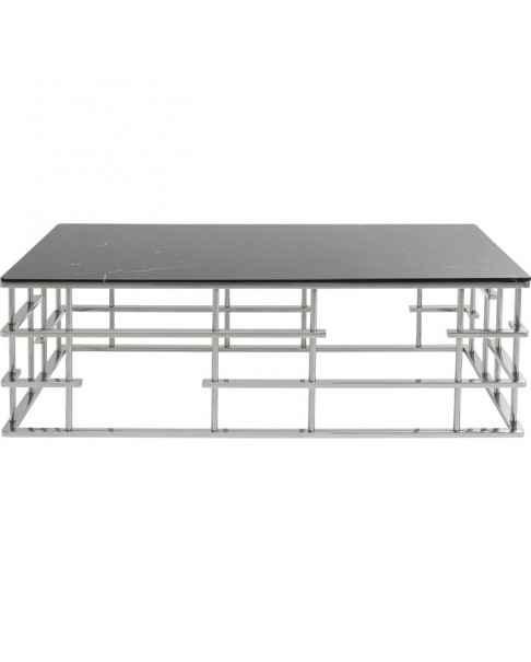 Кофейный столик Rome Silver 130x70cm