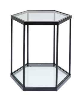 Приставной столик Comb Black 55cm