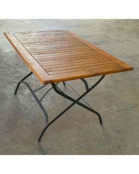 Расскладной стол Hampton 120x80