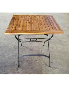 Расскладной стол Hampton 80x80