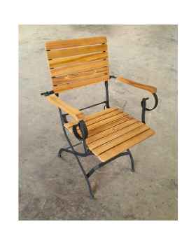 Складной стул Hampton