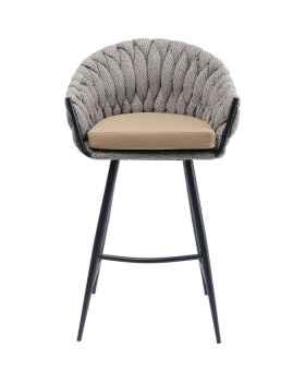 Барный стул Knot Tweed