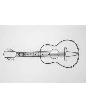 Вешалка для одежды Guitar 81cm