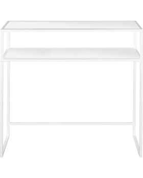 Консольный столик Loft White 85x80cm