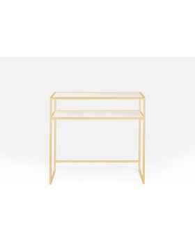 Консольный столик Loft Gold 85x80cm
