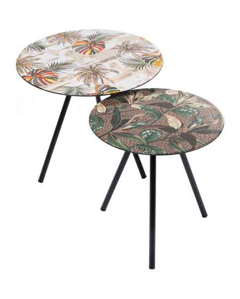 Приставной столик Blooming Leaves (2/Set)