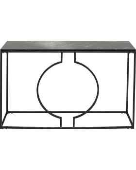 Консольный столик Miami Loft Black 120x75cm