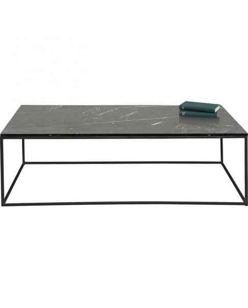 Кофейный столик Key West Marble Black 120x60cm