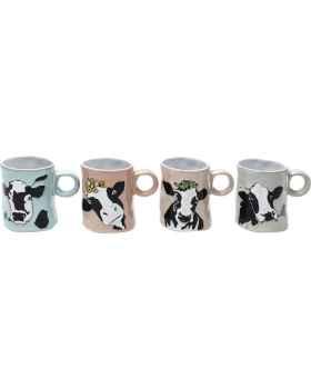Чашка Miss Cow Assorted