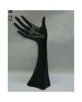 Ювелирная подставка Hand Black