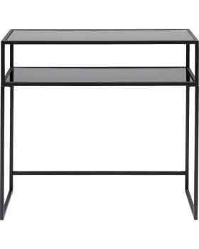 Консольный столик Loft Black 80x85
