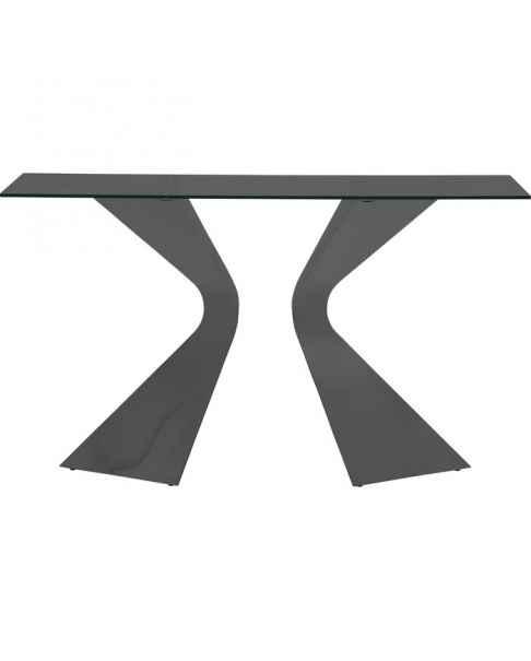 Консольный столик Gloria Black 140x81cm