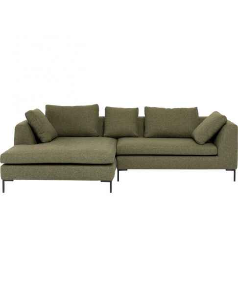 Угловой диван Gianni Dolce Green Left