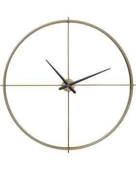 Настенные часы Simple Pure Brass Ø95cm