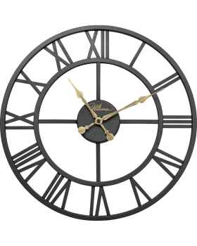 Настенные часы Roman Black Ø41cm