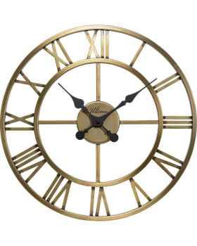 Настенные часы Roman Brass Ø41cm