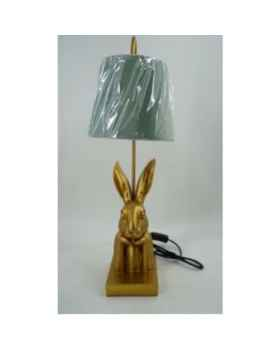 Настольная лампа Animal Bunny Gold 57cm