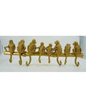Вешалка для одежды Monkey Hook 69,5cm