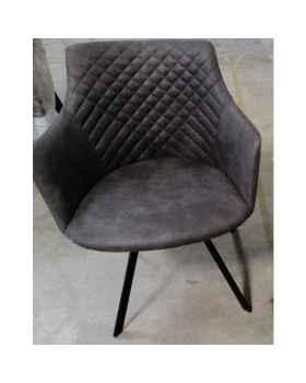 Вращающееся кресло Coco Anthracite