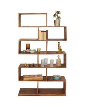 Стеллаж Authentico Shelf Zick Zack 180x100cm