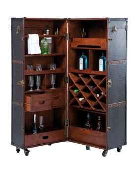 Шкаф Trunk Bar Colonial