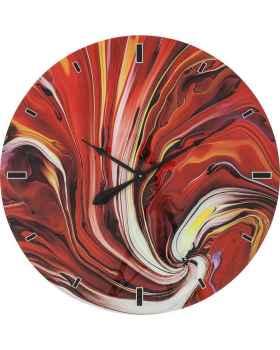 Настенные часы Chaos Fire Ø80cm