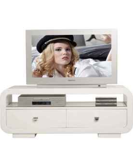 ТВ тумба White Club TV Board 2 Drawers