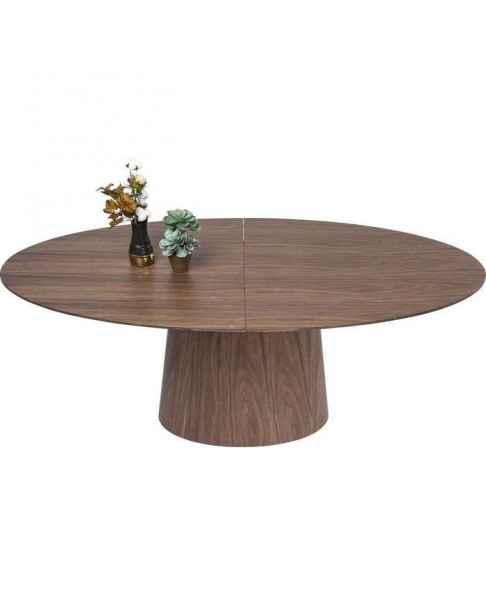 Раздвижной стол Benvenuto Walnut 200(50)x110cm