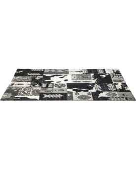 Ковер Square Mix It Black 170x240cm