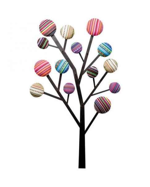 Вешалка для одежды Bubble Tree