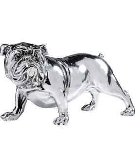 Статуэтка Bulldogge Silver 22cm