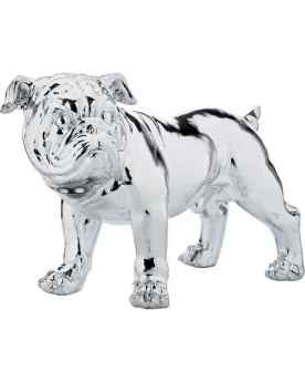 Статуэтка Bulldogge Silver Eco 42cm
