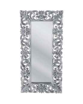 Настенное зеркало Italian Baroque Silver 180x90