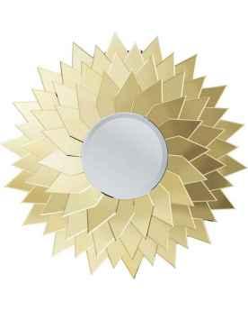 Настенное зеркало Sunflower Round Ø120cm