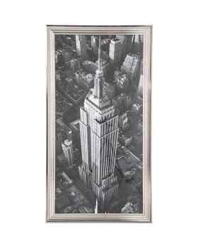 Картина в раме Empire State 175x95cm