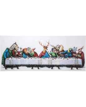 Картина Last Supper 100x240cm
