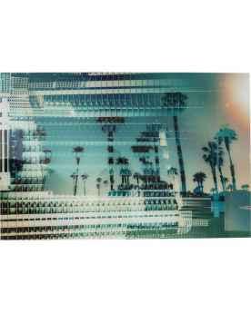 Картина на стекле Palms Buildingby Mayk Azzato100x150