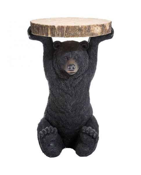 Столик Animal Bear Ø40cm