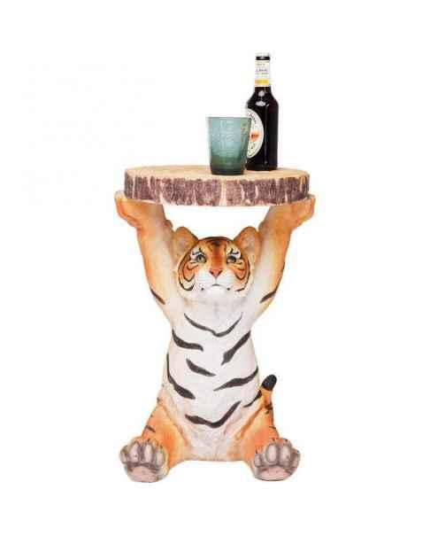 Столик Animal Tiger Ø35cm