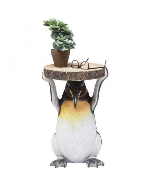 Столик Animal Mr. Penguin Ø33cm
