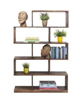 Стеллаж Authentico Shelf Zick Zack 150x100cm