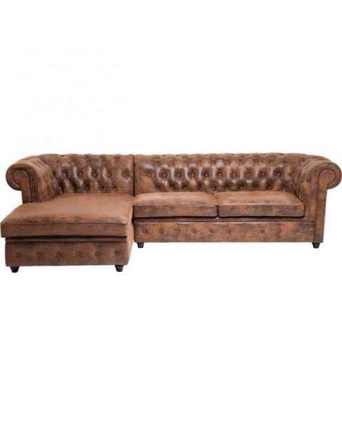 Угловой диван Cambridge Vintage Eco L