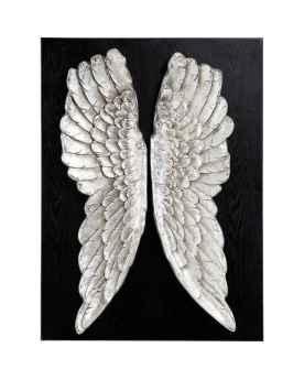Настенный декор Wings 110x80cm