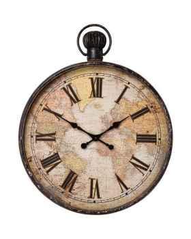 Настенные часы European Map 96cm