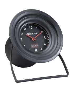 Настольные часы Altimeter Round