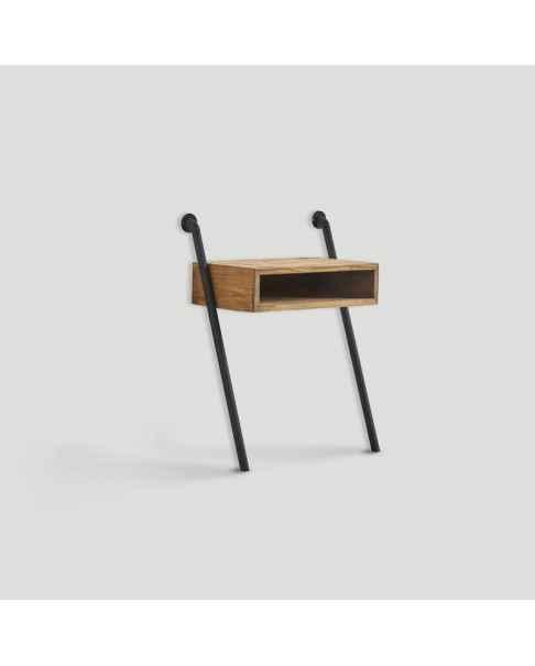 Приставной прикроватный столик Dialma Brown DB004419